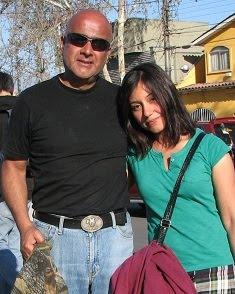 Con mi Camarada y Amiga