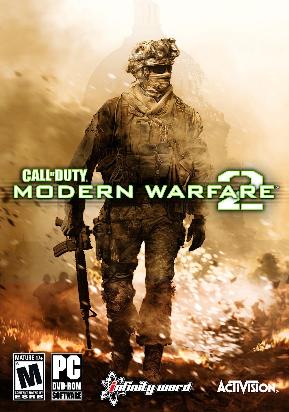 Descargar Call of Duty: Modern Warfare 2 español por mega