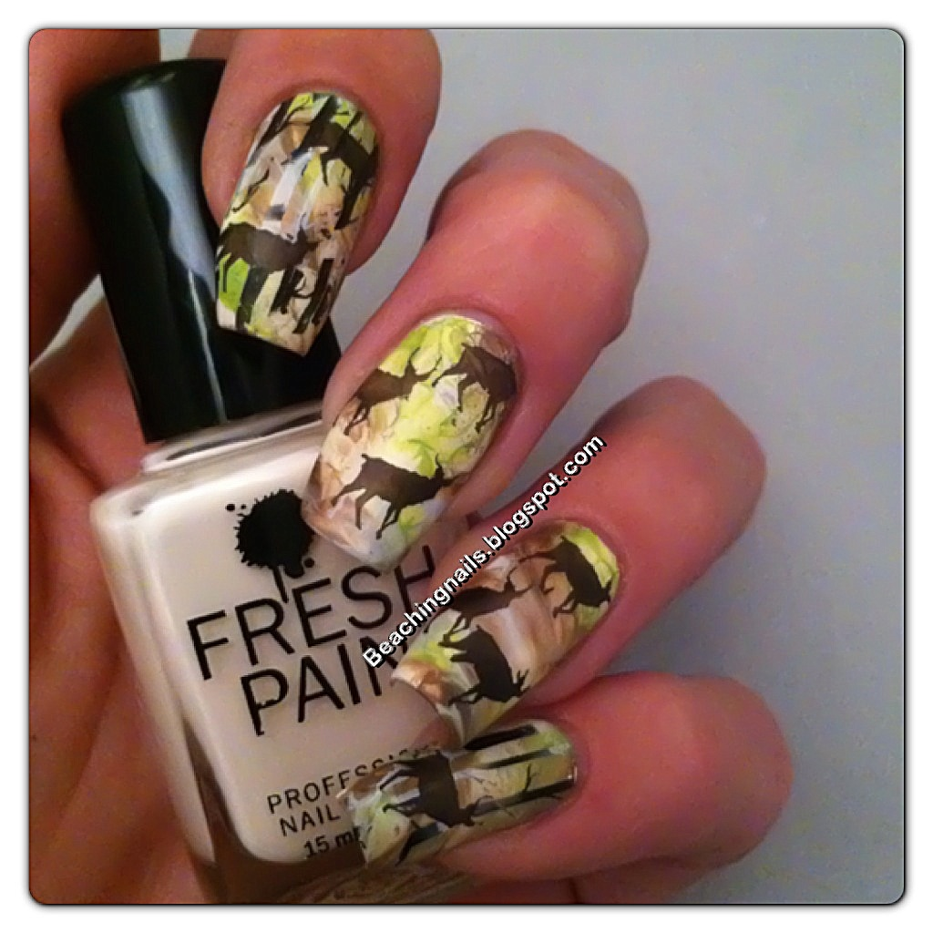 Nail Designs For Hunting: Ideas about western nails on country ...
