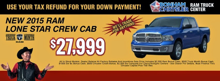 Huge Savings on RAM Trucks!