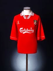 1999-00 Wrexham Home Shirt