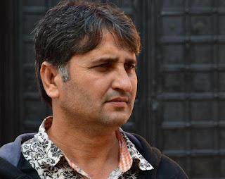 Ali Akbar Natiq - Urdu writer