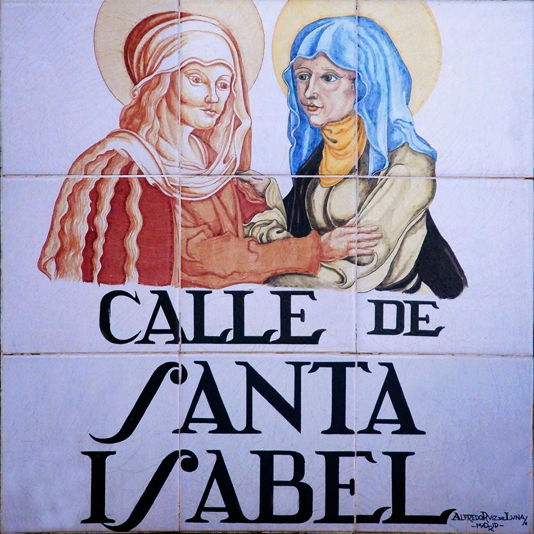 Calle de Santa Isabel