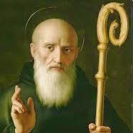 Glorioso Patriarca São Bento!
