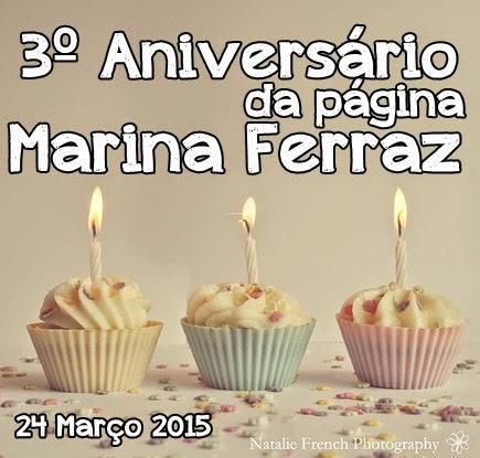 Página Oficial de Facebook de Marina Ferraz