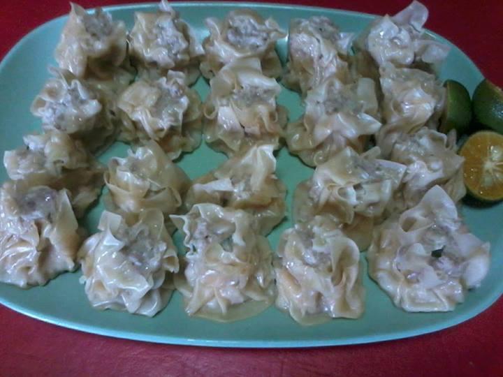 tuna siomai recipe