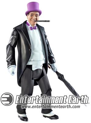"Mattel 60's Classic Television Show 6"" Penguin figure"