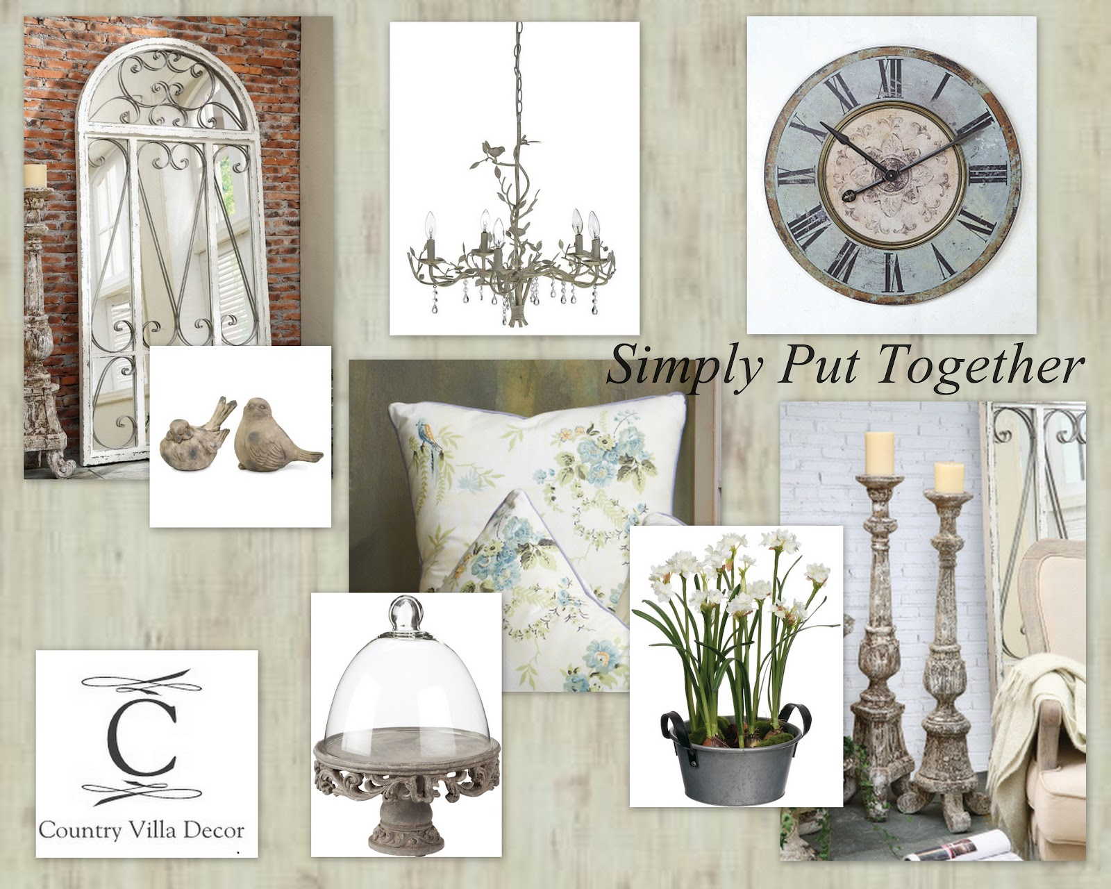 French Country Cottage Decor Ideas title=