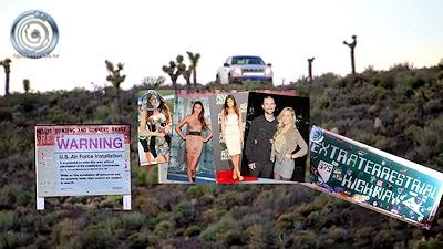 Kardashian / Area 51 Collage