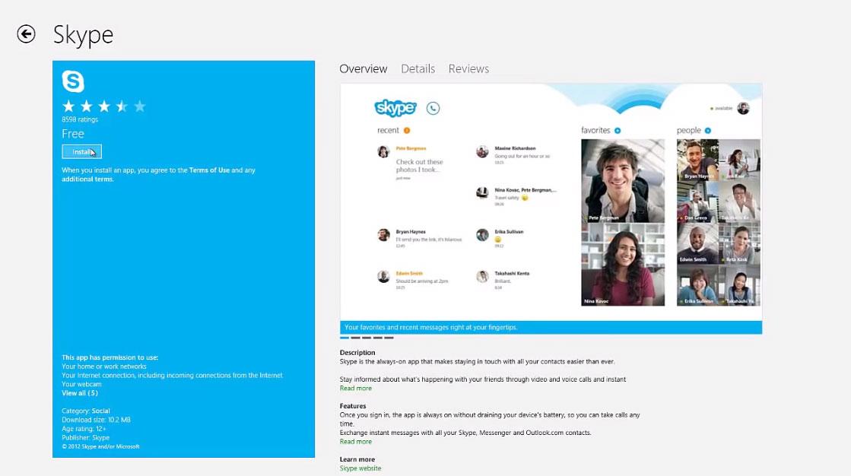 Cara Menginstall Skype 3