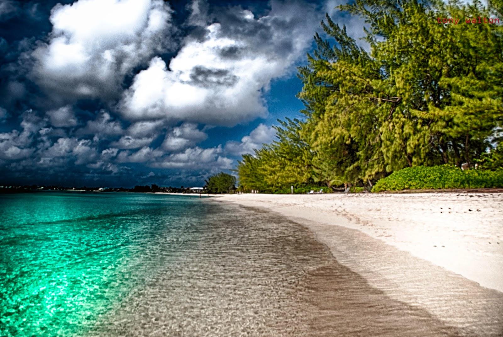 tony walton seven mile beach grand cayman cayman islands