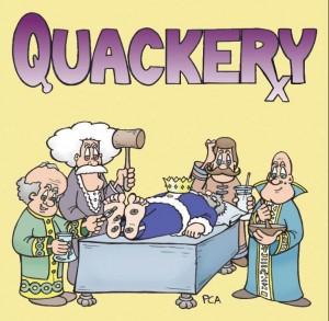quack woo onequartermama