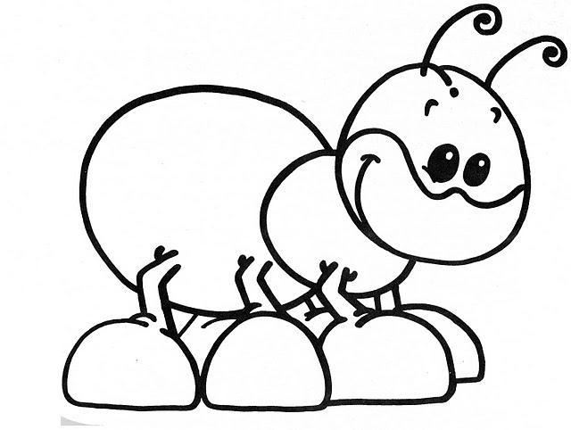 Menta m s chocolate recursos y actividades para educaci n infantil dibujos para colorear - Fotos de insectos para imprimir ...