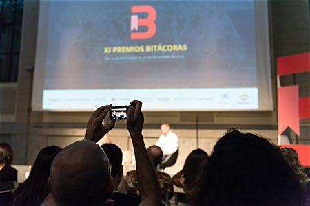 presentación de los Premios 2015