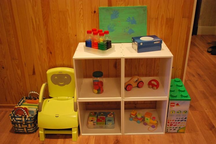 Favori Merci qui ? MERCI MONTESSORI !: Installation pour bébé de 13 mois FM46