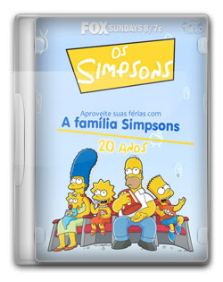 Os Simpsons – Todas Temporadas Completas