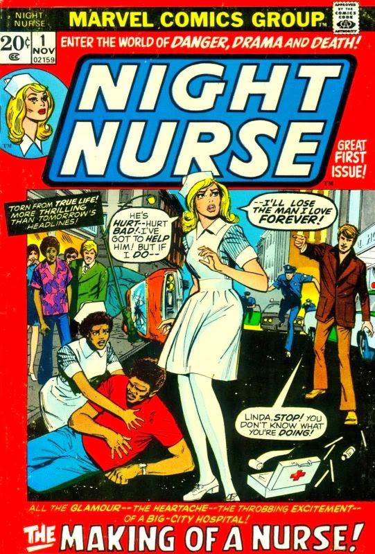 Night Nurse - Marvel Comics