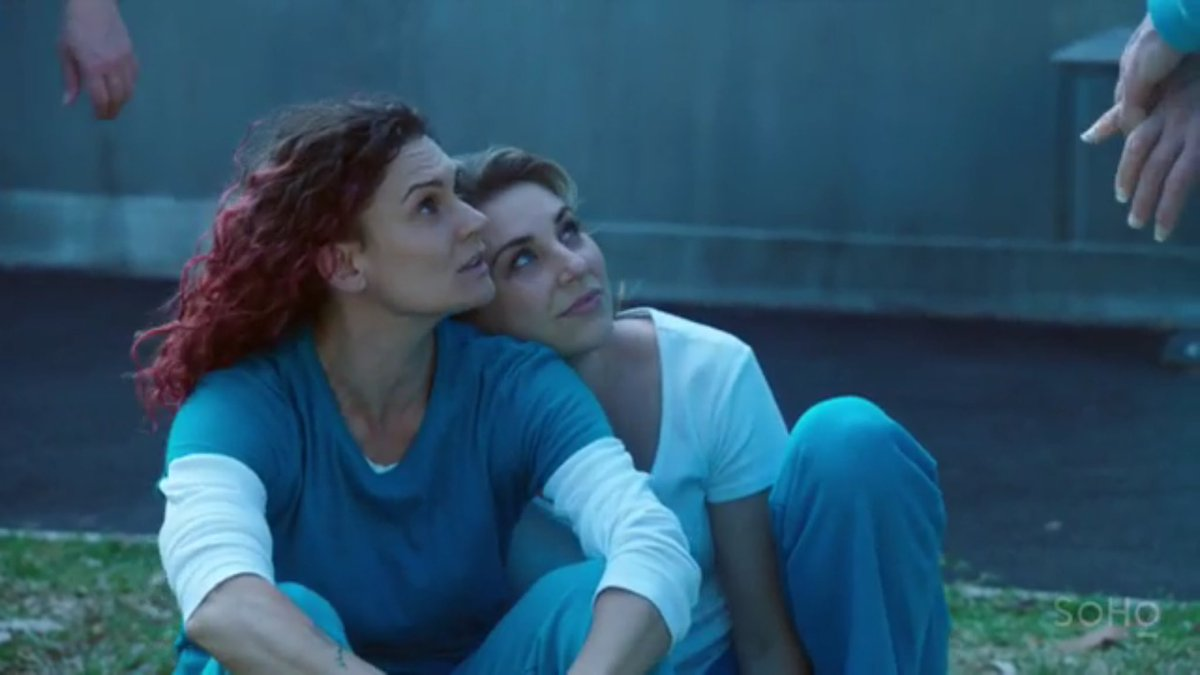 """Wentworth"" Is the Best TV Show You're Not Watching. Season 4 Now Streaming On NetFlix."