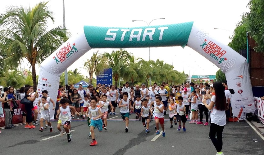 Tupperware Brands Philippines Supports the 2015 World Vision Run