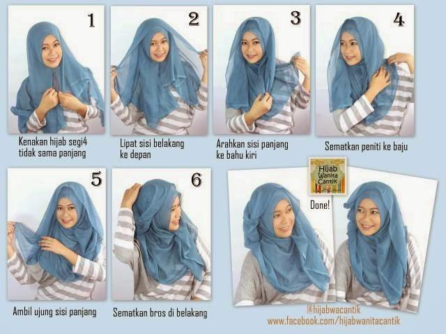 Cara Memakai Jilbab Modern Cantik | Apps Directories