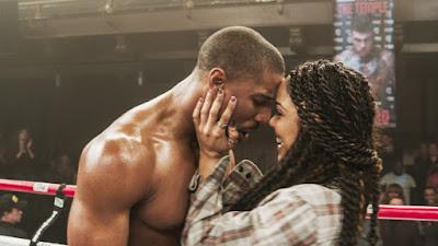Creed O Legado de Rocky Michael B. Jordan Tessa Thompson