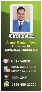 Contact Center Tiga Toga