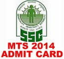 SSC MTS Exam Admit Card 2014, SSC Multi Tasking Staff Admit Card 2014, SSC MTS February Exam Admit Card 2014, SSC MTS Hall Ticket 2014 Online