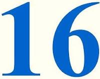El karmico número 16