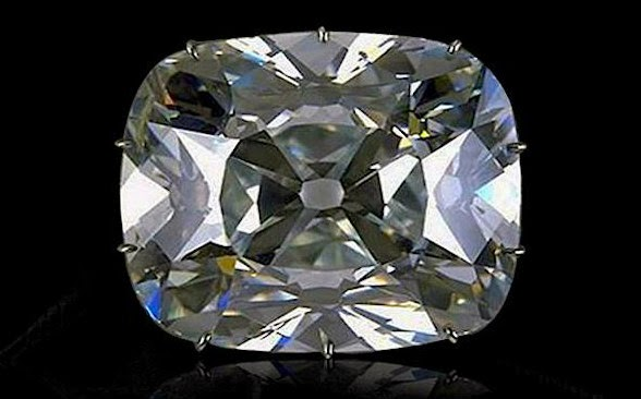 The Regent diamond of Golconda