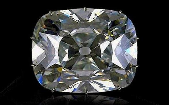 The Regent diamond of Golconda