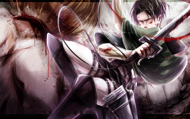 Attack on titan captain levi 60 wallpaper hd levi attack on titan shingeki no kyojin anime hd voltagebd Choice Image