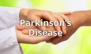 MMJ vs Parkinson's