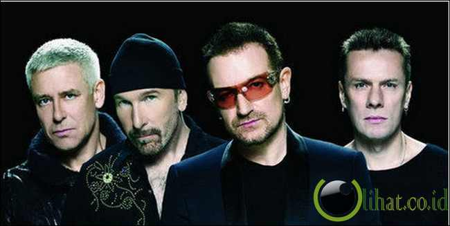 U2 - I Still Havent Found What I'm Looking For