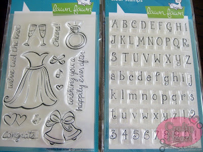 Lawn Fawn clear stamps