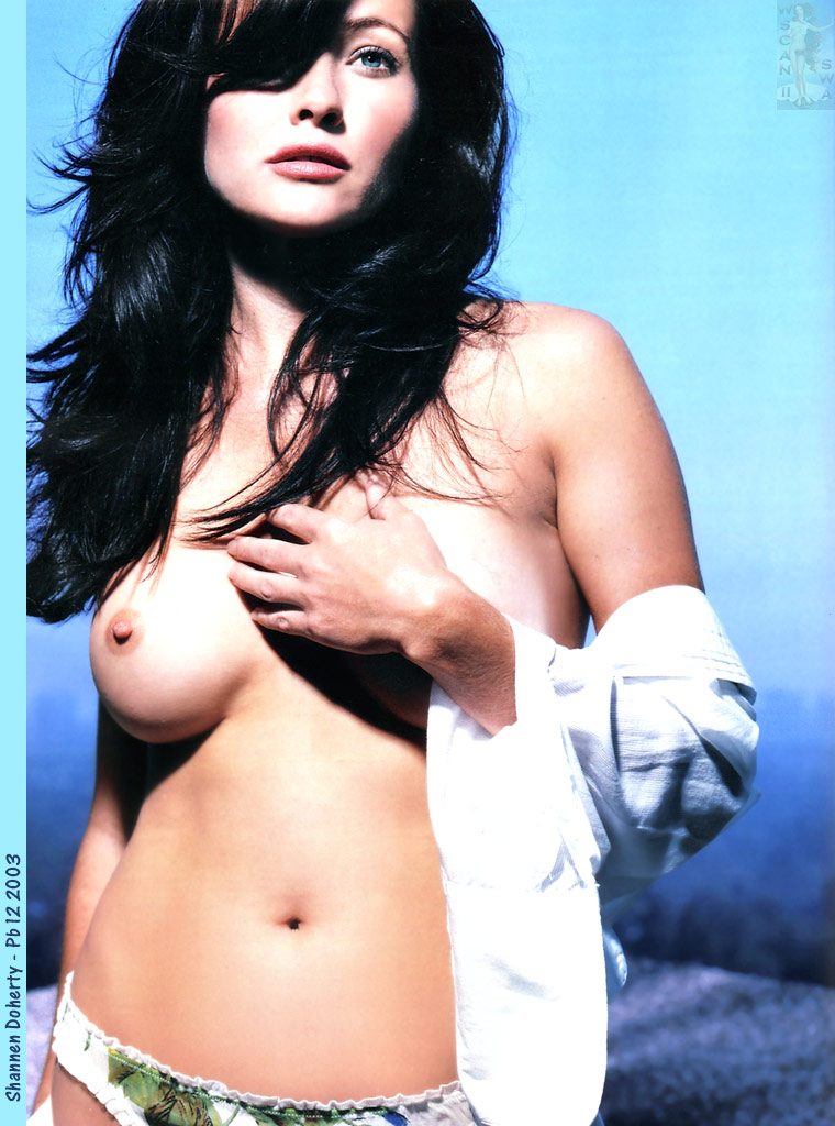 Shannen Doherty Playboy