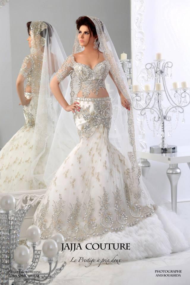 Robe de mariage pour femme grande de taille