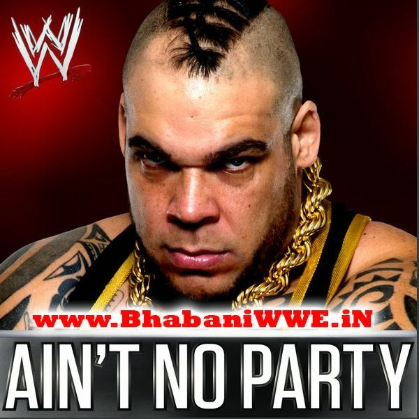 "Music » Download Brodus Clay New Official Theme ""Ain't No Party"" By ""Jim Johnston"" Free Mp3"
