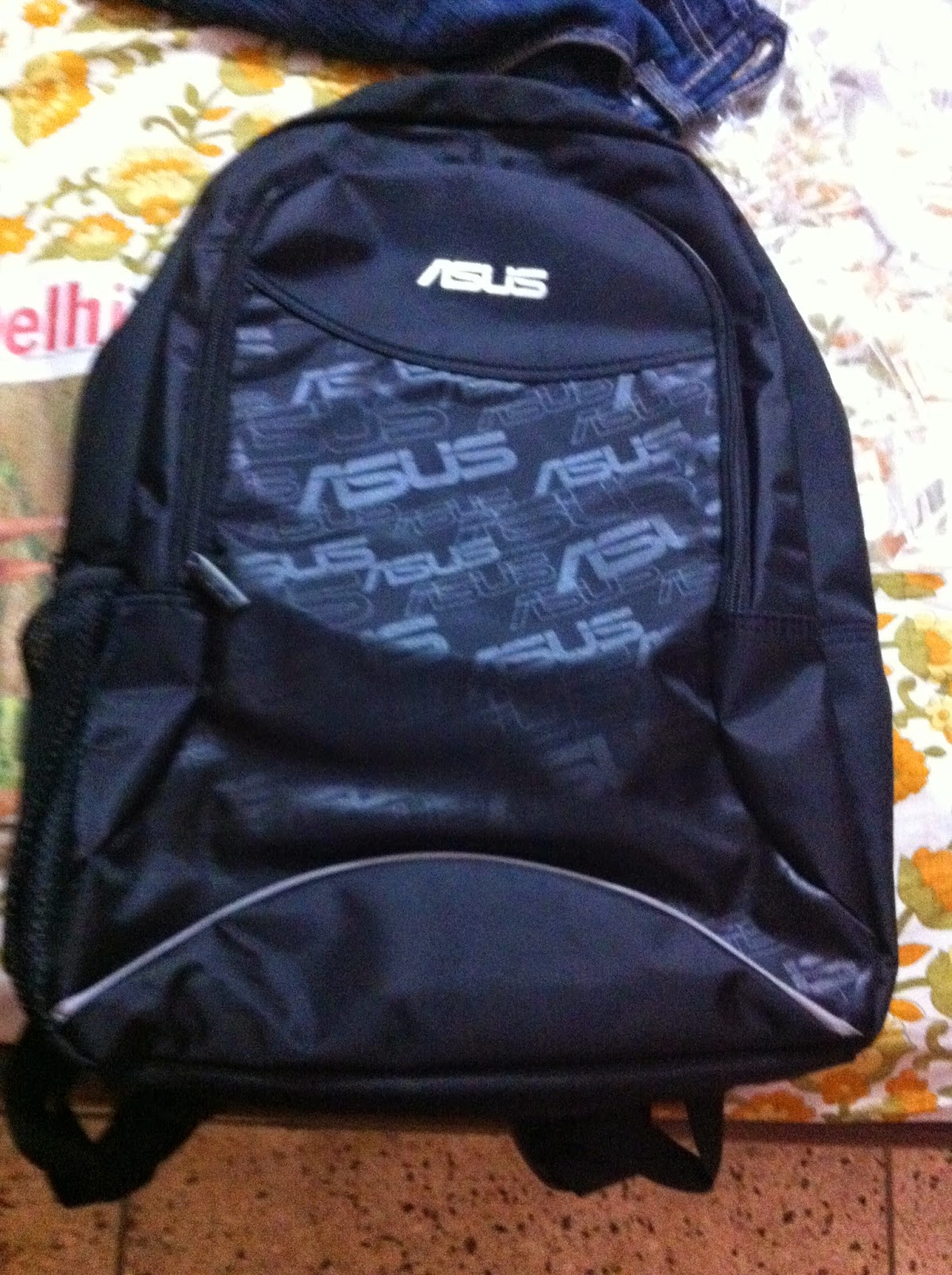 Asus backpack