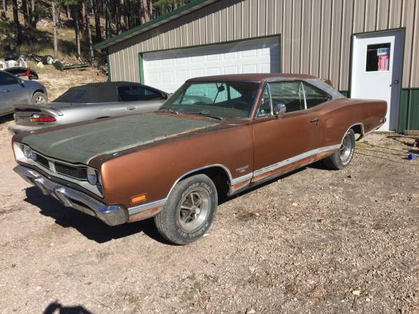 1969 dodge coronet 500 super bee for sale buy american for American muscle cars for sale