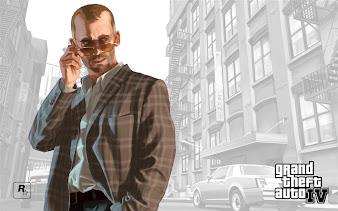 #23 Grand Theft Auto Wallpaper