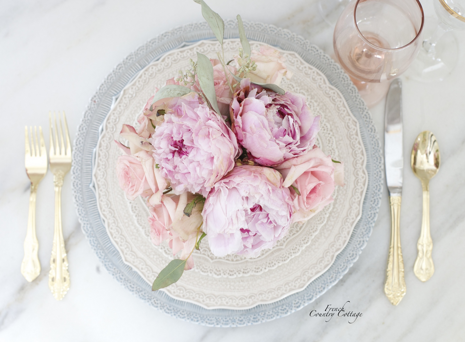 Elegant, easy (and gorgeous!) bouquets for entertaining - FRENCH ...