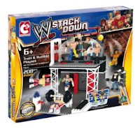 Buy WWE StackDown Vehicle with Train & Rumble Playset at Rs 799:buytoearn