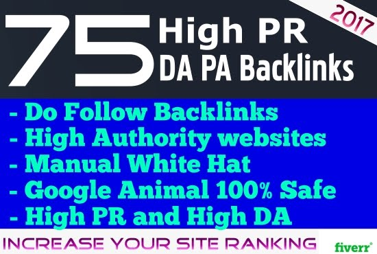 Buy Backlinks Fiverr
