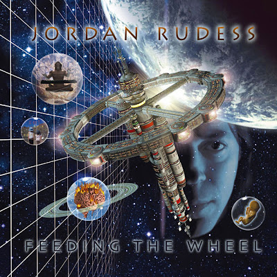 Jordan Ruddes - Feeding the Wheel