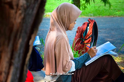 Koskah, A Place For Acehnese Sketchers