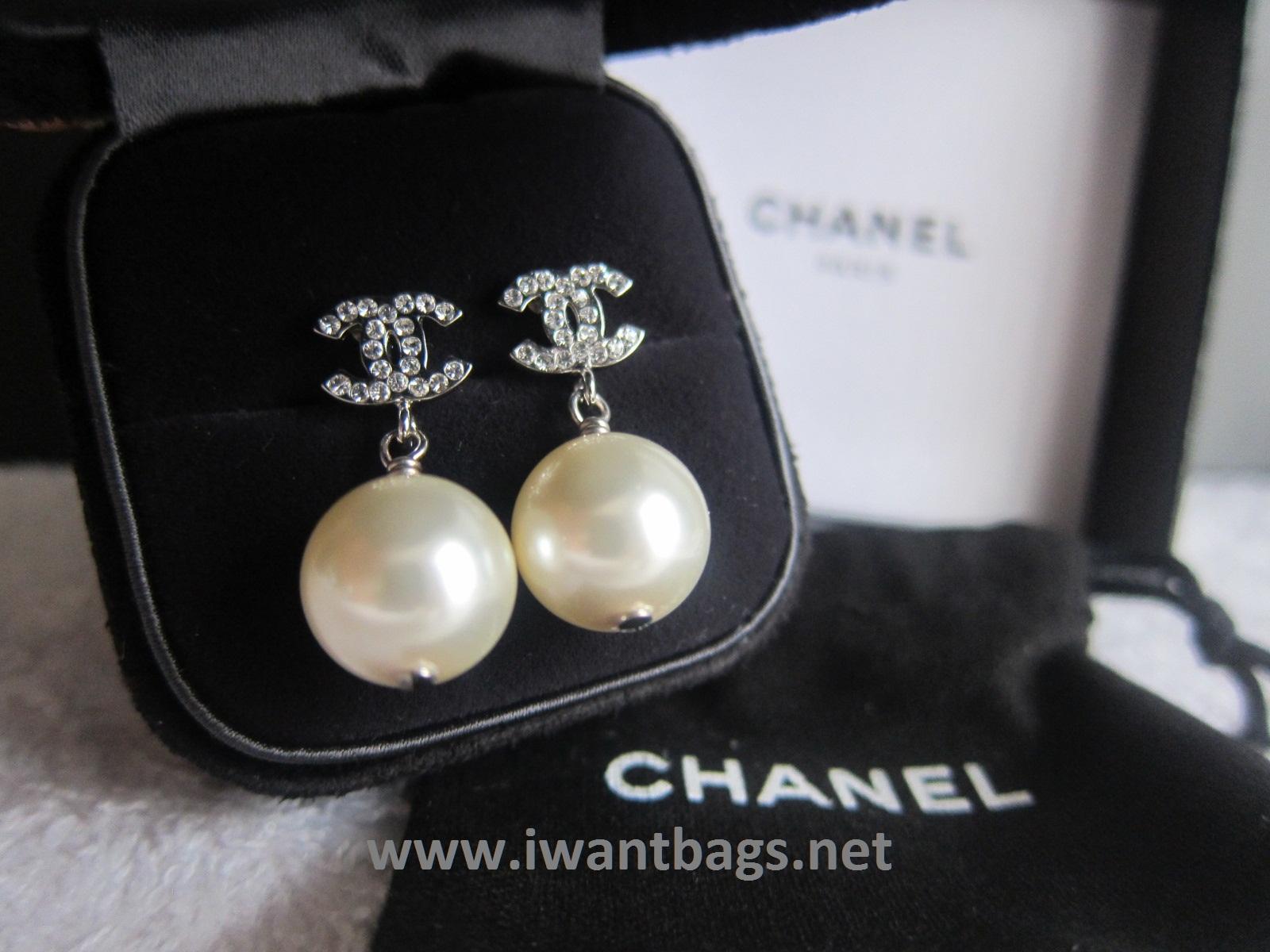 Chanel Earrings Sold