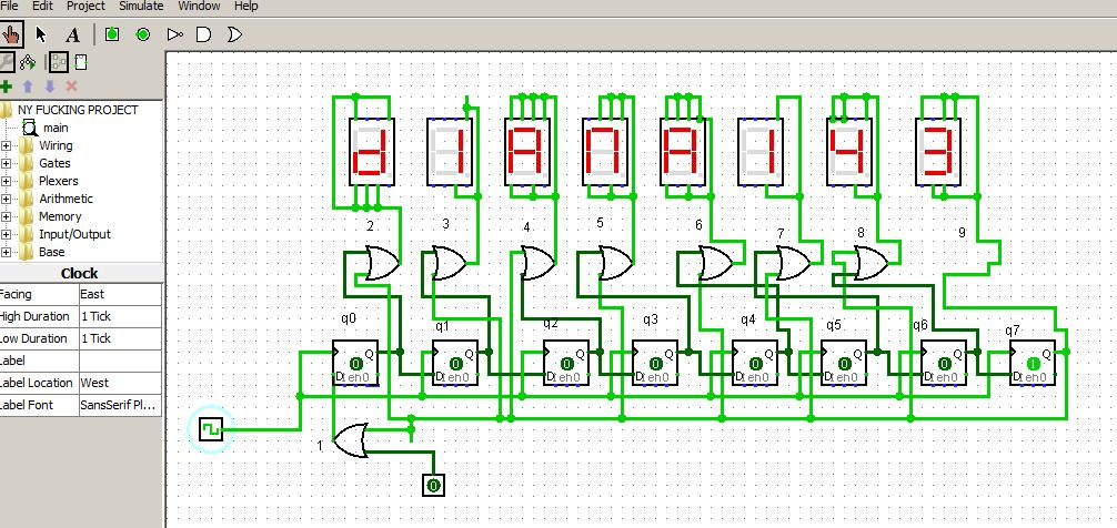 How To Display Characters In Seven further Watch together with Amana  pressor Wiring moreover Toggle Switch in addition Digital Decoder Circuit. on timer schematic diagram