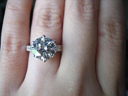 Lisa Valastro Wedding Ring