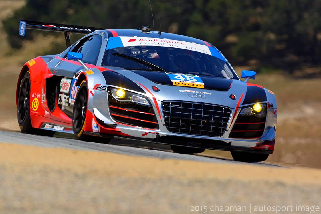 TUSC Paul Miller Racing Audi Ready For Detroit Grand Prix At Belle - Paul miller audi