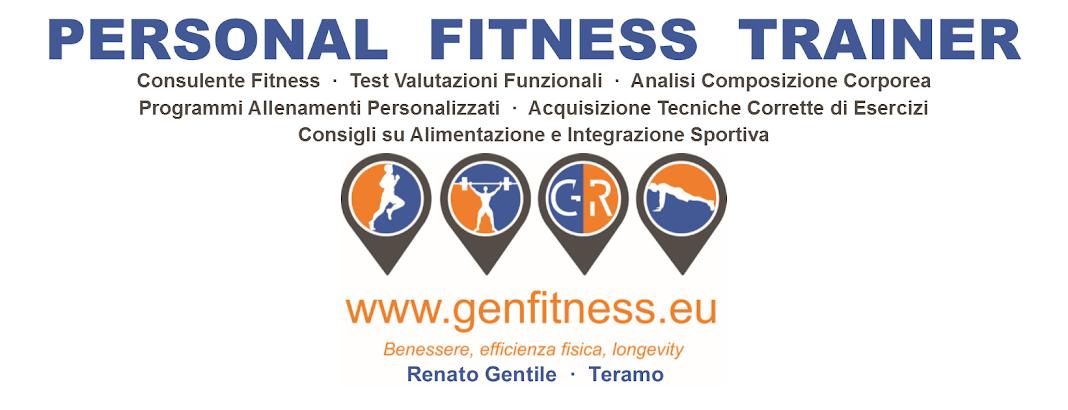 Renato Gentile | Personal Fitness Trainer Teramo